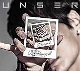 UVERworld<br />UNSER (初回生産限定盤) (type-B) (DVD付) (特典なし)