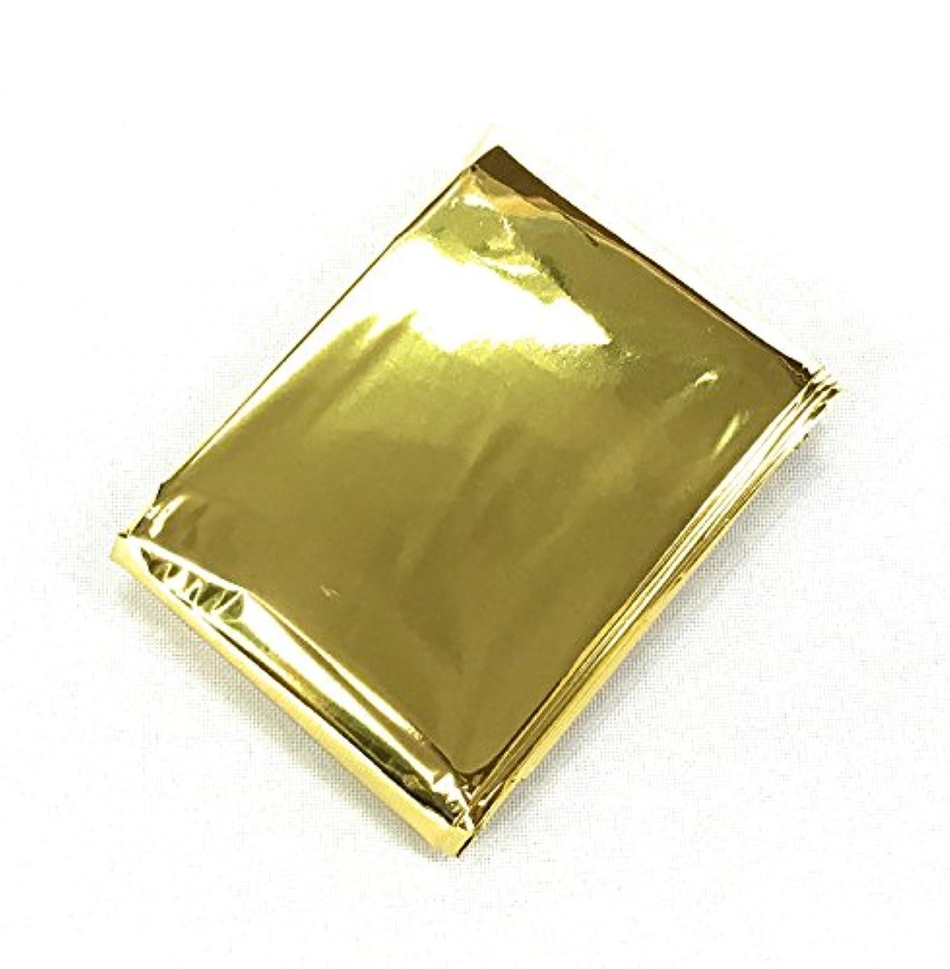 安いですきしむ推測する特大 サバイバルシート 160cm×210cm 1枚 ゴールド(太陽熱吸収)シルバー(日差し反射)リバーシブルW機能 国内発送