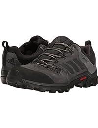(アディダス) adidas メンズハイキング?アウトドア?トレールシューズ?靴 Caprock GTX Black/Utility Black/Granite 12 (30cm) D - Medium