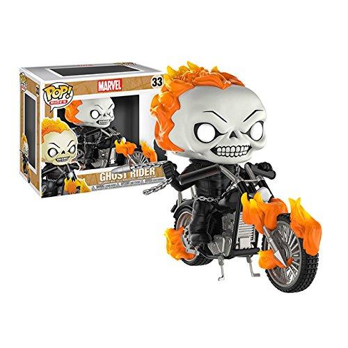 【POP! 】『マーベル・コミック』ゴーストライダー&ヘルバイク