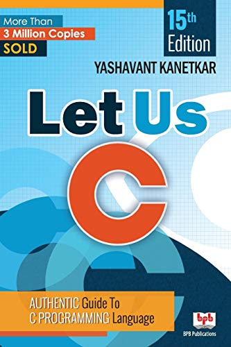 Download Let us C -15th Edition 8183331637