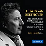 BEETHOVEN/ THE CREATURES OF PROMETHIS