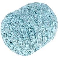 freneci 89-110yds Cord Knotting Crocheting Rope Thread Weding Party Decor DIY Ribbon
