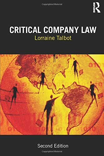 Download Critical Company Law 0415538823