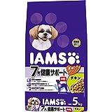 アイムス (IAMS) シニア犬用(7歳以上) 健康サポートチキン 中粒 5kg [ドッグフード]