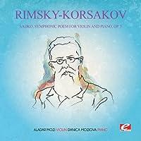 Sadko Symphonic Poem Violin & Piano 5