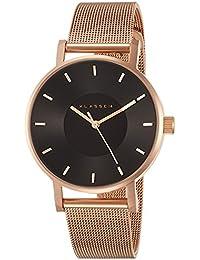 [クラス14]KLASSE14 腕時計 MARIO NOBILE VOLARE ローズゴールド 36mm VOLARE DARK ROSE VO16RG006W 【並行輸入品】
