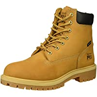 """Timberland PRO Women's Direct Attach 6"""" Soft Toe Waterproof Industrial Boot"""
