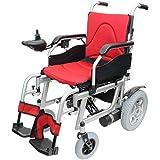 ケアテックジャパン 電動車椅子 ハピネスムーブ CE20-HSU-12 (レッド)