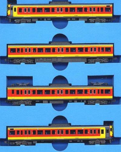 Nゲージ A2252 113系・JR四国更新車・イエロー 4両セット
