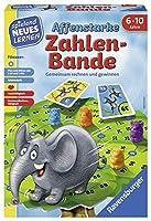 Ravensburger 24973モンキーシックナンバー/ BANDE学習