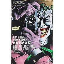 Batman The Killing Joke, Deluxe Edition^Batman The Killing Joke, Deluxe Edition