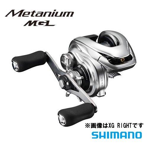 シマノ リール 16 メタニウム MGL 左