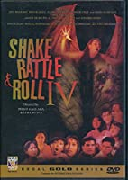 Shake Rattle and Roll IV - Philippines Filipino Tagalog DVD Movie