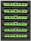 グリーンマックス JR103系関西形 大和路線 NS611編成 2003 6...