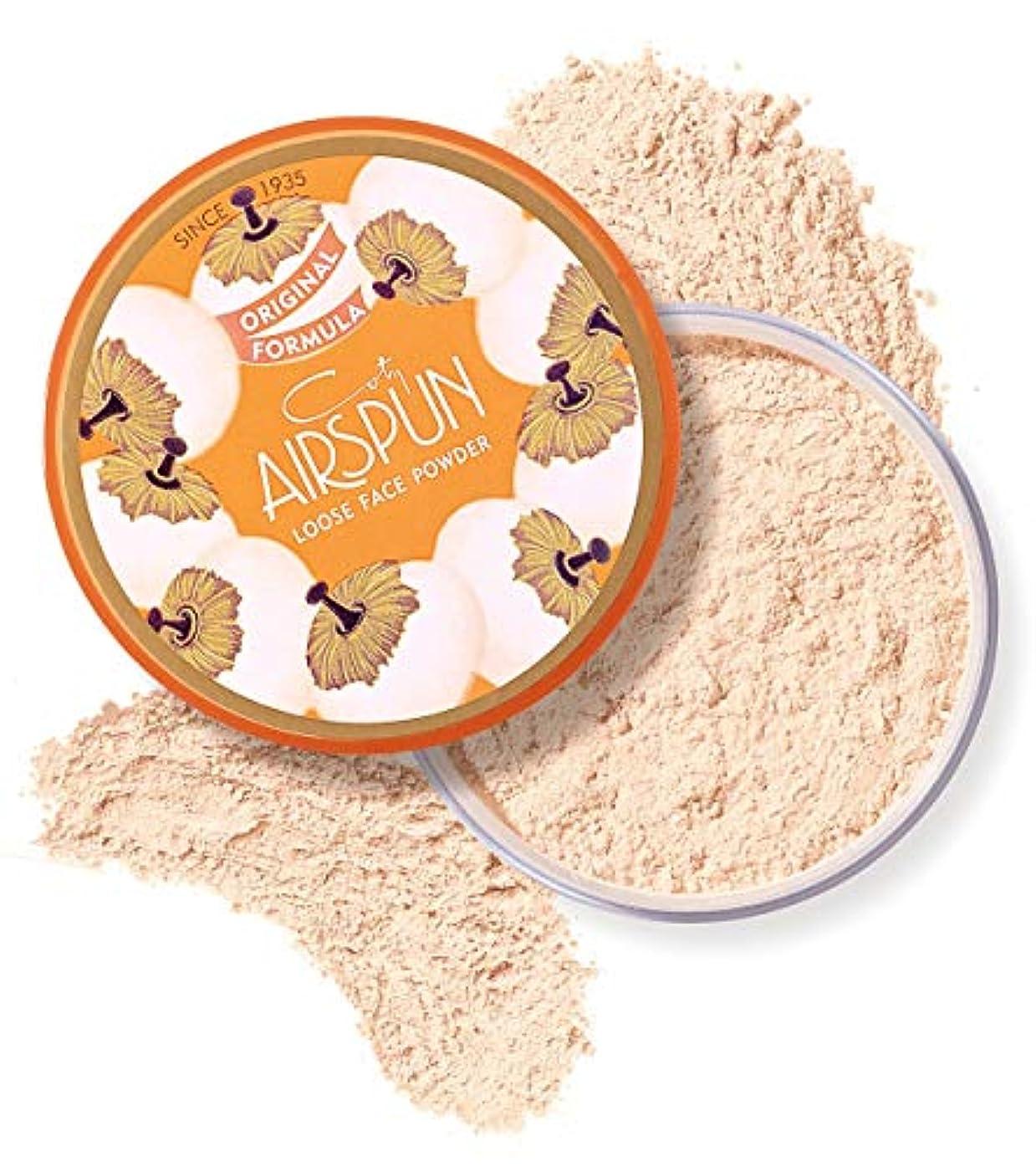 赤要求するプラットフォームCOTY Airspun Loose Face Powder - Translucent (並行輸入品)