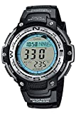 [カシオ] 腕時計 カシオ コレクション SGW-100J-1JH メンズ ブラック