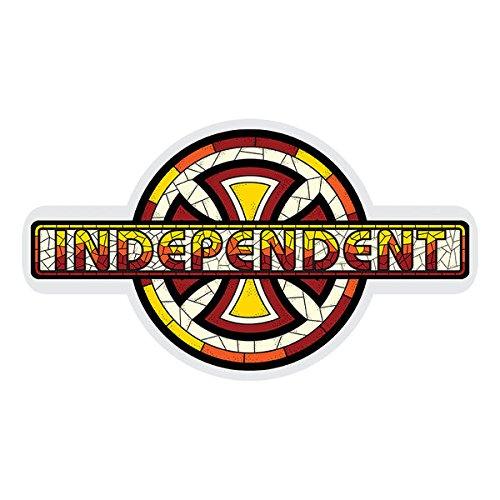 インディペンデント ( INDEPENDENT ) Church Decal ステッカー デカール スケートボード スケボー