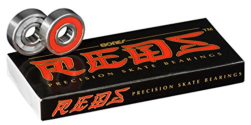 BONES BEARINGS 【ボーンズ】 スケートボード ベアリング REDS 【レッズ】 スケボー sk8 [その他]