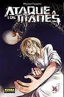 Ataque a los titanes 16