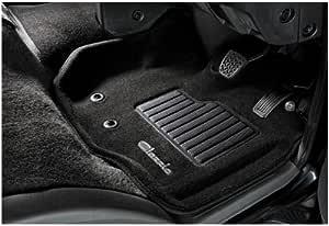 ET-0238 ブラック クラッツィオ(CLAZZIO) フロアマット カーペットタイプ フロントのみ トヨタ ハイエース 200系 H16/8~