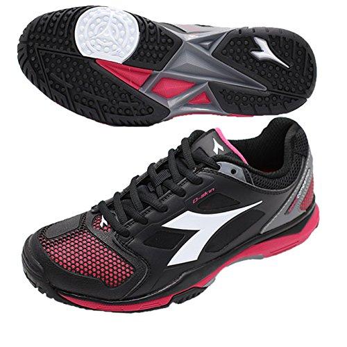 ディアドラ(DIADORA) テニスシューズ スピードコンペティション W SG 160559-4233 24.5cm