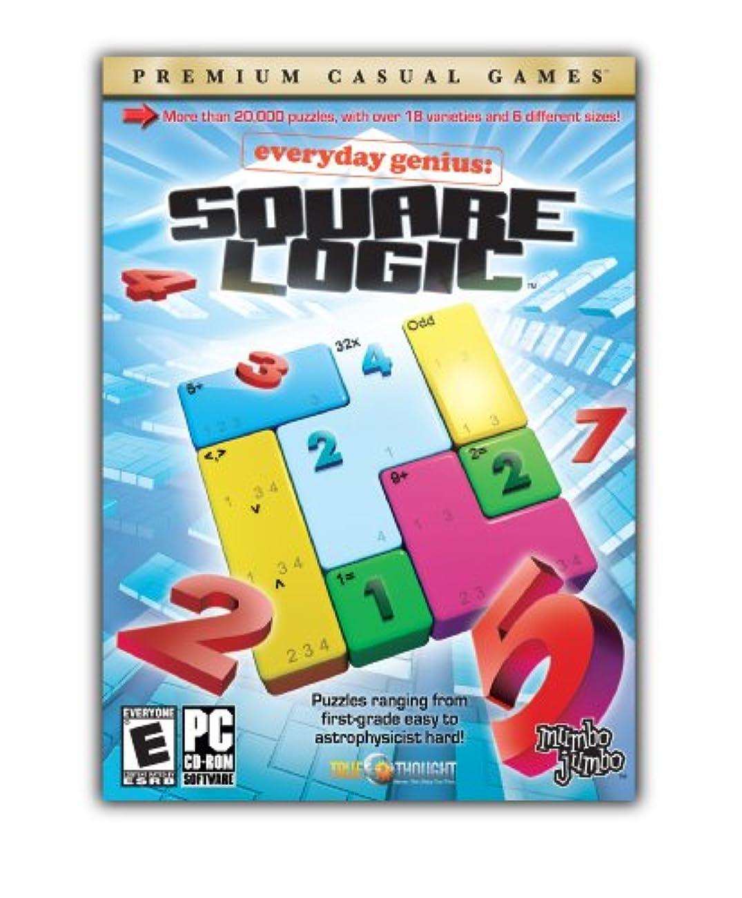 流行本能船外Everyday Genius: SquareLogic (輸入版)