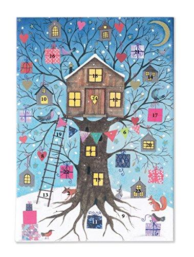 ロジャーラボード 【クリスマス】 アドベントカレンダー (ツリーハウス) ACC043...