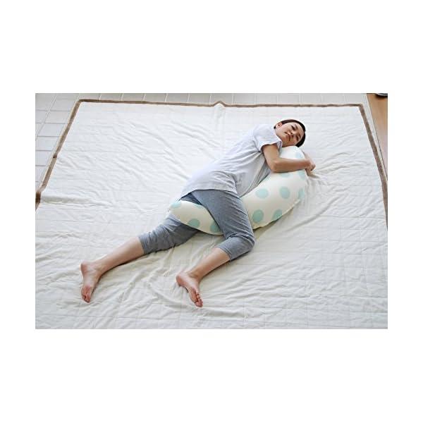 サンデシカ 妊婦さんのための 洗える抱き枕 ミ...の紹介画像6