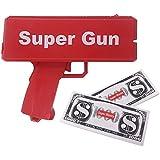 マネーガンキャッシュキャノン  (レッド) Super Money Gun Red
