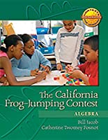 California Frog Jumping Contest Grade 4: Math Contexts for Learning (Harcourt School Publishers Math)