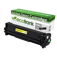 ecofrank互換トナーカートリッジ交換Canon crg118( crg-118) 2662b001aa (ブラック) 1 Pack イエロー