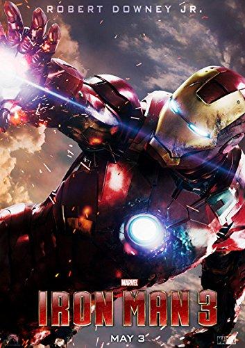 映画 アイアンマン IRON MAN 3 ポスター 42x30cm Avengers アベンジャーズ 【並行輸入品】 トニー スターク
