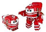 Amazing Robot Train ALF Animation Characters Toy, Kids, Boy, Child, Korean Animation Transformer Train Robot character