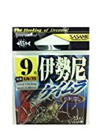 ささめ針(SASAME) IA-11 伊勢尼 ケイムラ 9