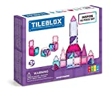 MAGFORMERS Tileblox Inspire 42pc Building-and-Stacking-Toys (42 Piece)