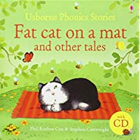 Phonics Stories: Fat Cat on a Mat and Other Tales with CD (Phonics Readers)