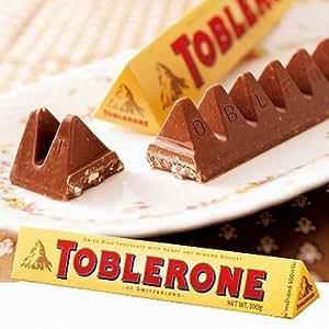 トブラローネ チョコレートバー 【スイス 海外土産 輸入 スイーツ、洋菓子】 161723 | 板チョコ・チョコバー 通販