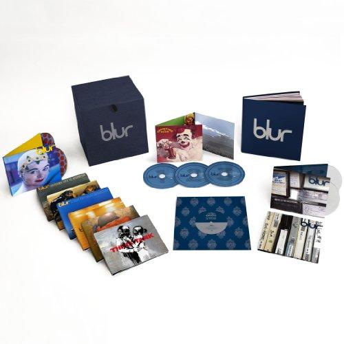BLUR 21 BOX(完全初回生産限定盤)