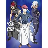 食戟のソーマ 弐ノ皿 5 <初回仕様版>Blu-ray