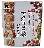 森永製菓 マクロビ派ビスケット<プレーン> 100g×5袋