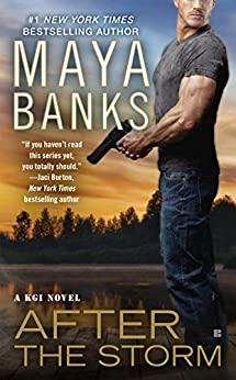 [Banks, Maya]のAfter the Storm (KGI series)
