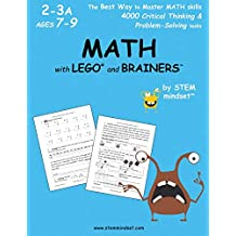 MATH with LEGO and Brainers Grades 2-3A Ages 7-9