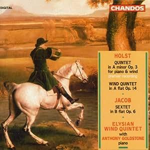 Holst;Quintet in a Minor Op
