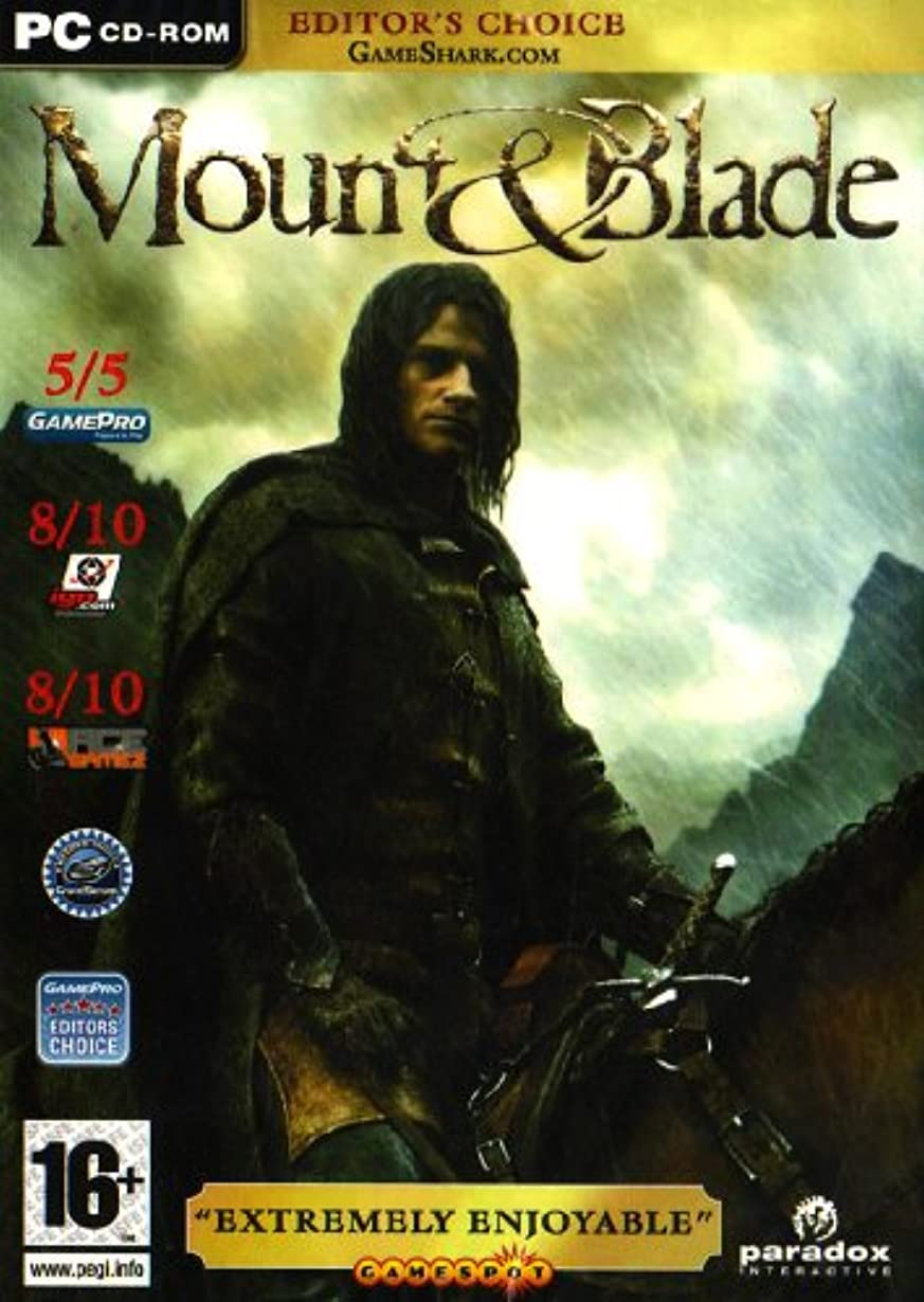 条約お手入れきらめくMount & Blade (輸入版)
