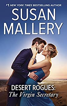 [Mallery, Susan]のDesert Rogues: The Virgin Secretary (English Edition)