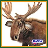 HANSA ハンサ ぬいぐるみ 6484 ヘラジカ 44 MOOSE 鹿 シカ