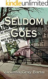 Seldom Goes (A Seldom Murphy Mystery Book 1) (English Edition)