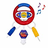 The Wiggles Big Red Car Musical Keys by The Wiggles [並行輸入品]
