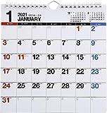 高橋 2021年 カレンダー 壁掛け A4変型 E66 ([カレンダー])